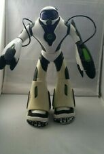 Wowwee Joebot the Robot 2008 White Green Version AS IS Please Read