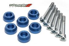 SKUNK2 Lower Control Arms Dress-Up Washers Blue 90-01 Integra/88-00 Civic EG