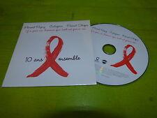 PAGNY - CALOGERO - OBISPO  !!!!!!!!!!!!!!!!!!!!!!!!!RARE CD!!!!!!