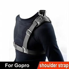 Shoulder Chest Strap Mount Harness Belt Accessory For GoPro Hero 3+ 4 Session SR