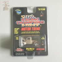 1940 Ford P/U (Tan) Racing Champions (Classic Diecast Collectibles)