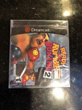 READY 2 RUMBLE BOXING ROUND 2 Sega Dreamcast New Factory Sealed