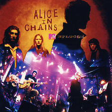 MTV Unplugged by Alice in Chains (CD, Sep-2007, Legacy) METAL GRUNGE HARD ROCK