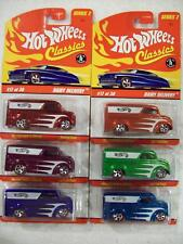 '06 HW Classics Series 2 Dairy Delivery in all 6 Colors