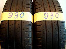 2 x Sommerreifen Michelin Agilis  195/75R16C ,107/105 R.