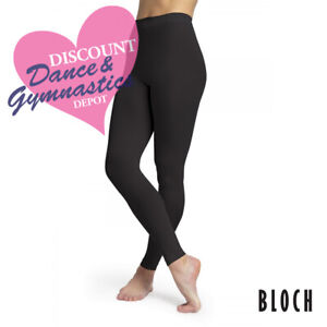 SALE - Bloch ContourSoft FOOTLESS Tights