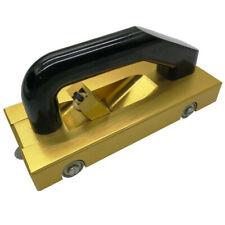 Pvc Vinyl Floor Welding Wheeled Groover Grooving Slotting Pull Hand Tool Slotter
