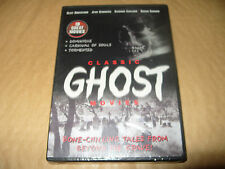 Classic Ghost Movies 3 Great Movies Dominique/Carnival Of Souls/Tormented dvd