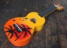 Mahalo Orange MD1HA/ORB soprano ukulele Hawaii Limited Edition