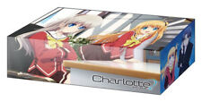 Charlotte Yusa Kurobane & Nao Tomori Character Storage Box Vol.136 Bushiroad
