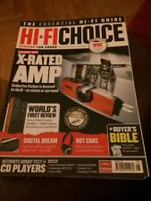 HI-FI Choice CD Amp Speakers Sub Music Cables Etc Issue No 270 Summer 2005