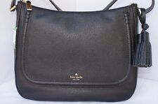 New Kate Spade Treana Orchard Street Bag Black Hobo Handbag