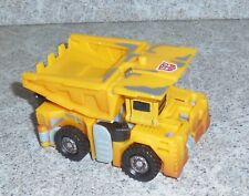 Transformers Robots in Disguise HEAVY LOAD Complete Rid 2001 landfill Walmart