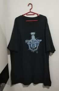 2018 Stanley Cup Playoff T-Shirt XXL Excellent NHL