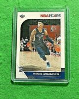 MARCOS LOUZADA SILVA HOOPS ROOKIE CARD PELICANS RC 2019-20 HOOPS BASKETBALL RC
