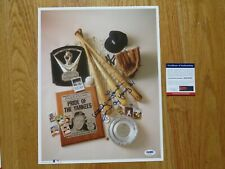 Chairman of the Board WHITEY FORD signed NY YANKEES Memorabilia Collage PSA