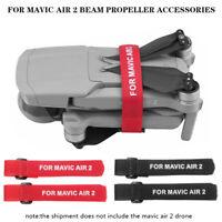 2pcs For DJI MAVIC 2 Pro Zoom Propeller Holder Straps Props Fixing Strap