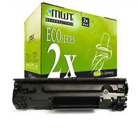 2x ECO Patrone für Canon I-Sensys MF-229-dw LBP-151-dw MF-247-dw MF-232-w MF-211