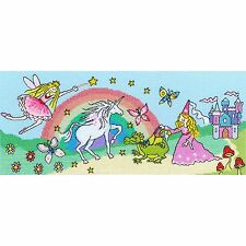 BOTHY THREADS FAIRY TALE FUN CROSS STITCH KIT - NEW XJR27