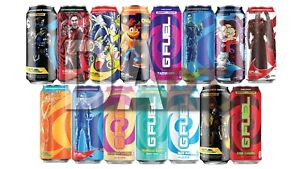 GFUEL FULL CANS - LIMITED EDITION - ASSORTED FLAVORS QUICK SHIPPING