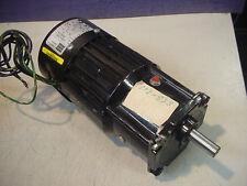 NEW Bodine  115v AC gearmotor motor 0449 34R4BFCI-Z4 9.6rpm