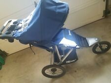 Joovy Zoom 360 Ultralight Jogging Stroller, Blue #8060