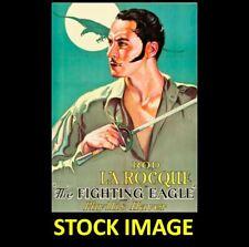 Vintage 2 x 400 Reels 8 mm movie FIGHTING EAGLE - 1927