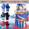 Winter Waterproof Warm Kids Boys Girls Gloves Ski Children Mittens Snow Outdoor