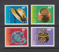 Switzerland ~ 1995 Pro Patria  Sc# B603-B606  **/NH  (fb010)