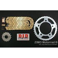 DID Preiswert Kettensatz / Kit HONDA VT 125 C Shadow JC29-31 99-07