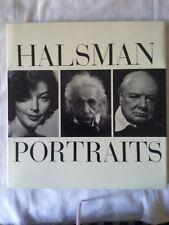 Halsman - Portraits (in inglese) - Ed. Abrams - 1983
