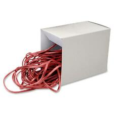 "Alliance Rubberband Medium 44 Gallon 12"" 50/BX Red 07825"