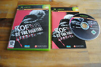 Jeu KOF' 02 KING OF FIGHTER 2002 pour XBOX (CD remis à neuf) PAL VF