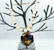 Rosantica (Milan) Designed Plastic Pearl Necklace - Classic and Vintage