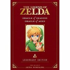 The Legend of Zelda: Oracle of Seasons / Oracle of Ages -Legendary Edition-...