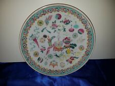Antike chinesische Porzellan Schale Teller antique chinese plate