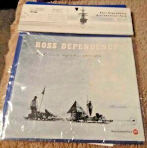 Ross Dependency 2002 Presentation Pack - unopened
