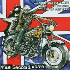 The Second Wave-25 Years Of NWOBHM CD NEW SEALED Tygers Of Pang Tang/Girlschool+