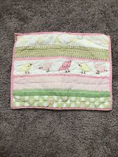 Pre-owned Pottery Barn Kids Girls Small Decorative Pillow Cover