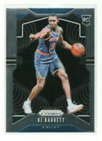 2019-20 Prizm RJ Barrett RC, Rookie Card, New York Knicks #250
