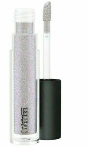 MAC~Lipglass~NEW GALAXY~Silver Purple Blue Pearl~BNIB~ Lip Gloss-GLOBAL!