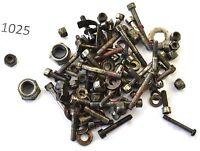 Moto Morini 350 3 1/2 - Schrauben Reste Teile Halter