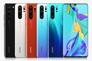 Huawei P30 Pro (VOG-L29) 128GB Dual Sim Unlocked Various Colours