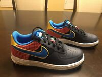 New Nike Air Force 1 Photo Blue Sneaker Shoes Size US 5
