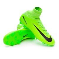Nike Mercurial Superfly V FG Football Sock Boots Size 2.5 New Boxed Boys CR7