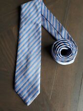 OZWALD BOATENG TIE MADE IN UK 100% SILK SAVILE ROW OZWALD BOATENG SUIT TIE