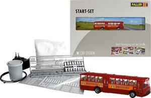 Faller H0 161498 - Car System Start-Set MB O317k Bus Jägermeister Neuware