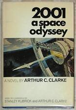 2001:A SPACE ODYSSEY ~ INTRO READ BY CLARKE ~BOOK CLUB EDITION