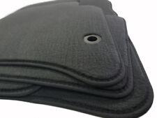 4 tlg Fußmatten AUDI A4 (B8-8K) Velours Original Qualität Autoteppiche Anthrazit