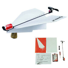 Power Up Electric Paper Plane Airplane Conversion Kit Vintage Educational Toys